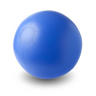 Image of PVC inflatable beach ball.