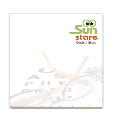 Image of BIC® 75 mm x 75 mm 25 Sheet Adhesive Notepads