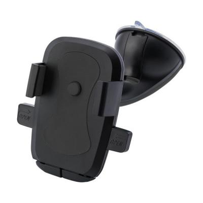 Image of Plastic adjustable mobile phone holder for in a car