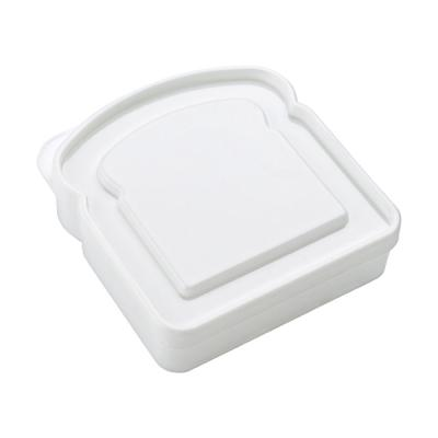 Image of Plastic lunchbox.