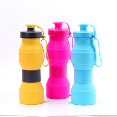 Image of Collapsible Hourglass Bottles