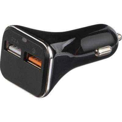 Image of ABS car charger