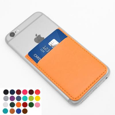 Image of Belluno Coloured  PU Card Case
