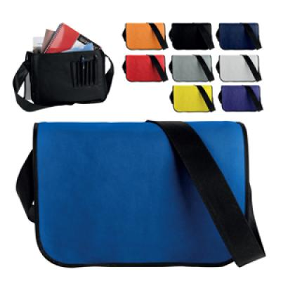 Image of Colourful Messenger Bag