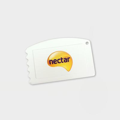 Image of Full Colour Credit Card Ice Scraper - Recycled