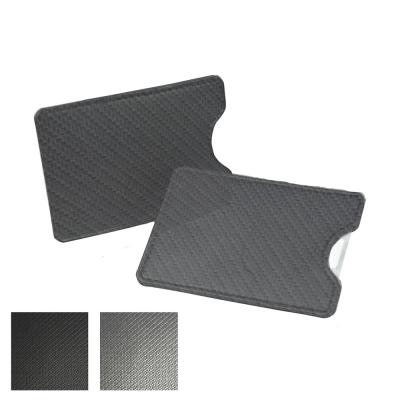 Image of Carbon Fibre Textured Credit Card Slip Case