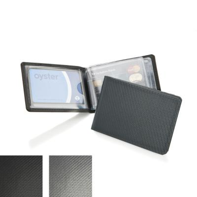 Image of Carbon Fibre Effect Credit Card Case